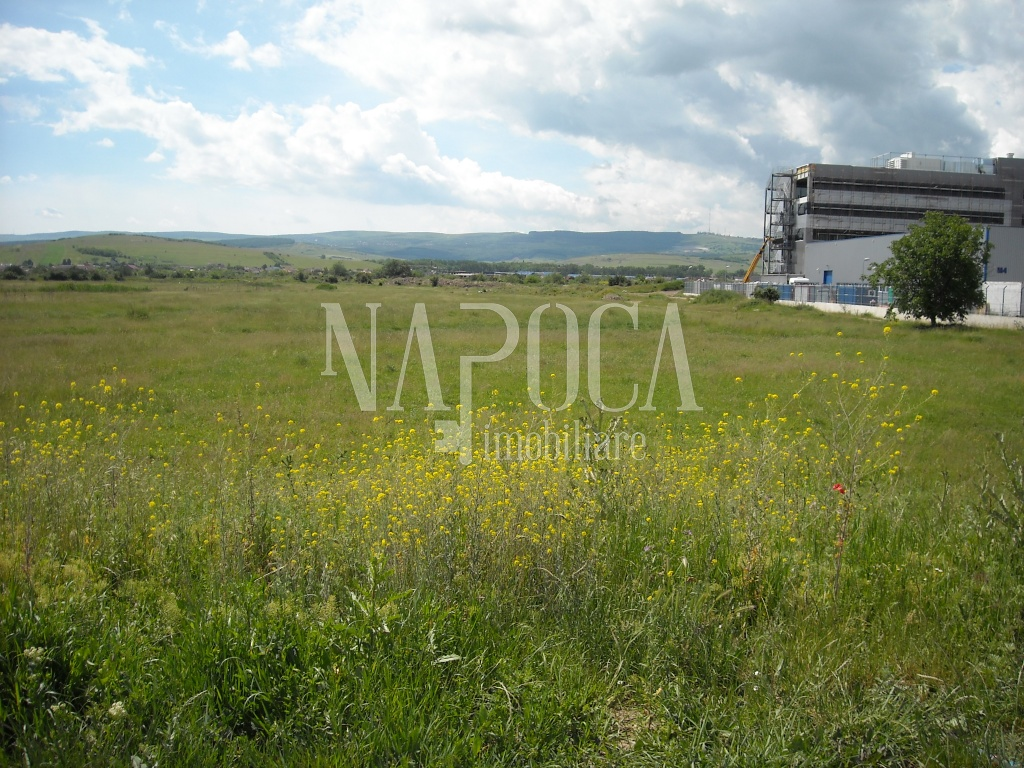 Teren intravilan industrial de vanzare in Iris, Cluj Napoca