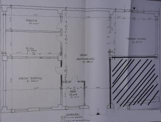 VSPI 101368 - Industrial space for sale in Marasti, Cluj Napoca