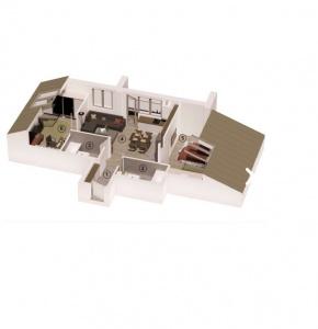 VA3 104494 - Apartament 3  camere de vanzare in Floresti
