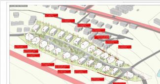 VT 107627 - Teren intravilan pentru constructii de vanzare in Europa, Cluj Napoca