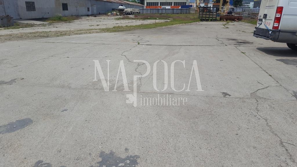 VSPI 44751 - Spatiu industrial de vanzare in Iris, Cluj Napoca
