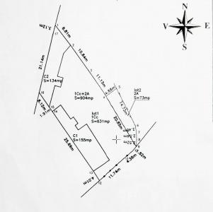 VT 91627 - Teren intravilan pentru constructii de vanzare in Centru, Cluj Napoca