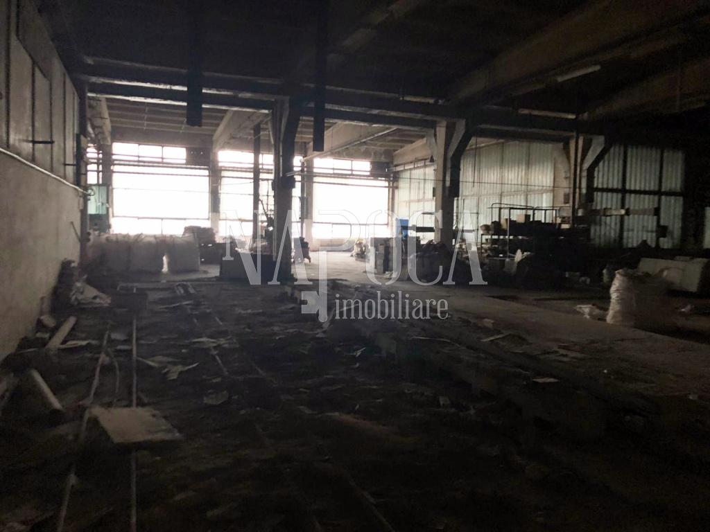 ISPI 91663 - Spatiu industrial de inchiriat in Iris, Cluj Napoca