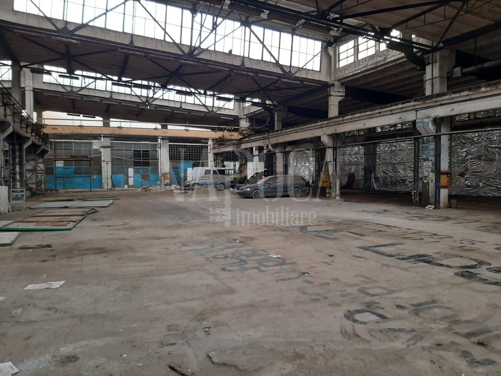 ISPI 93755 - Spatiu industrial de inchiriat in Bulgaria, Cluj Napoca